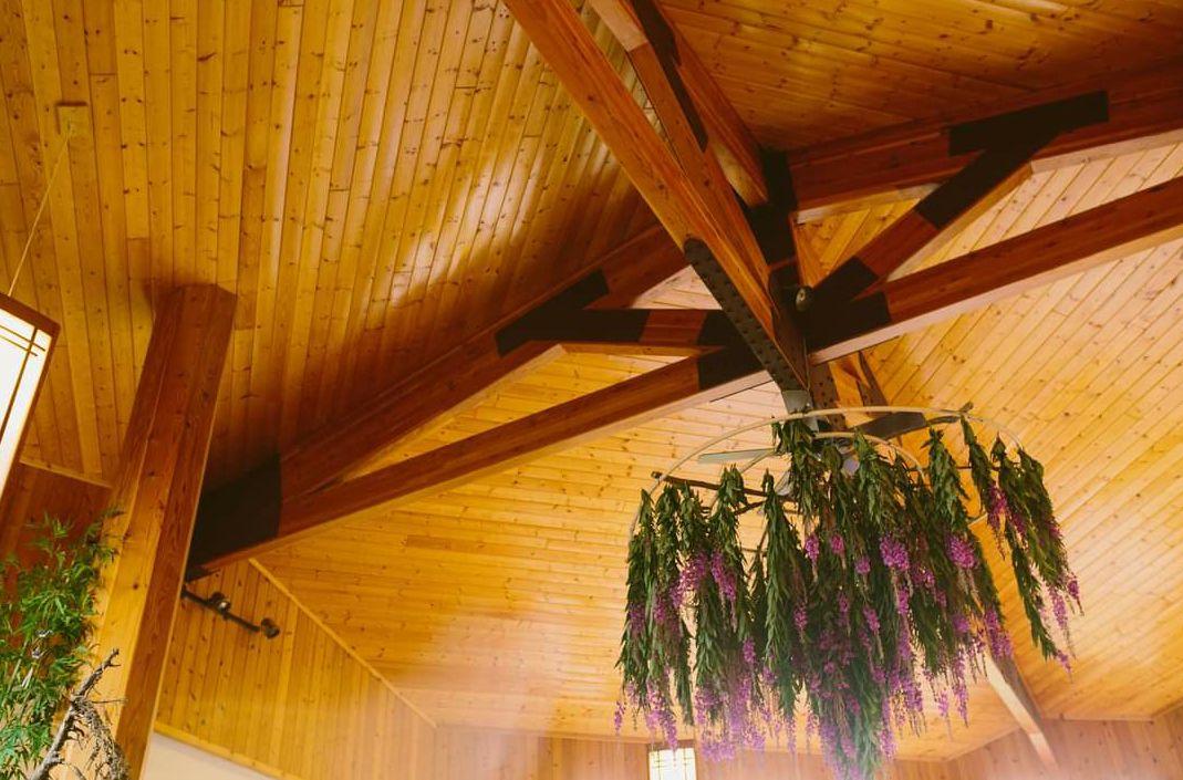 Alaskan wedding flowers