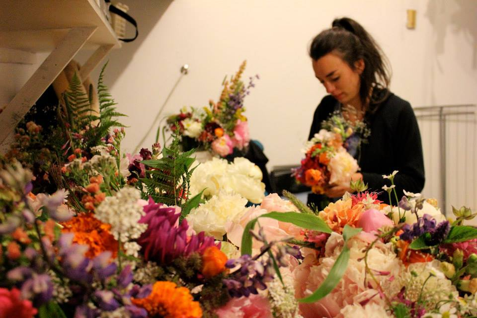 Monica the Auckland Wedding Florist