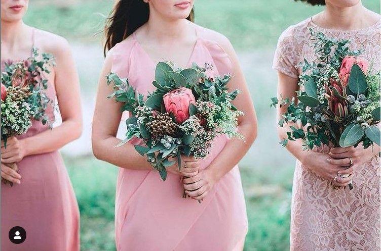 bridesmaids bouquet Auckland
