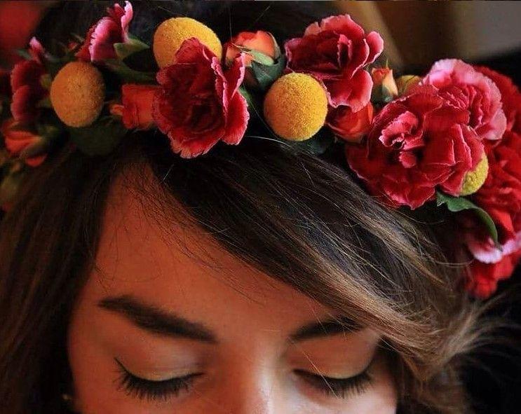 flower crown Auckland